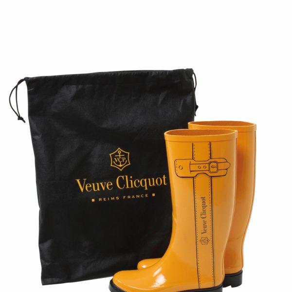 Bottes Veuve Clicquot