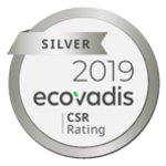 Medaille argent Ecovadis