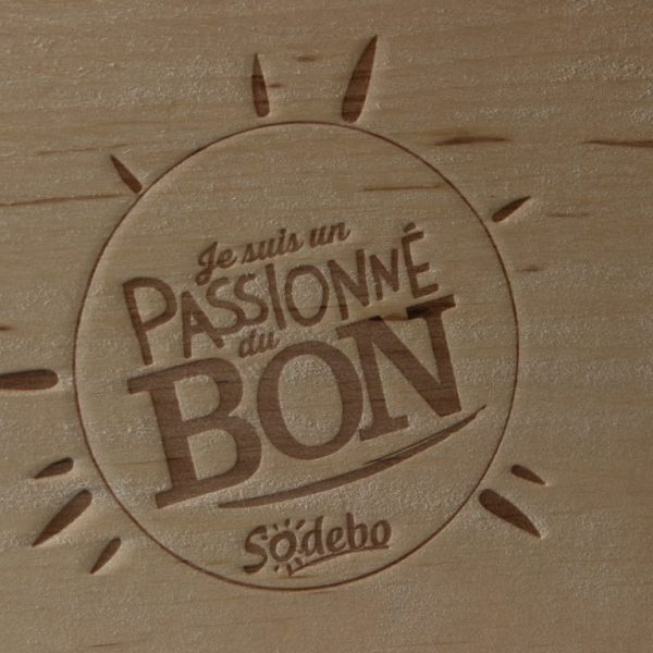 Gravure bois Sodebo