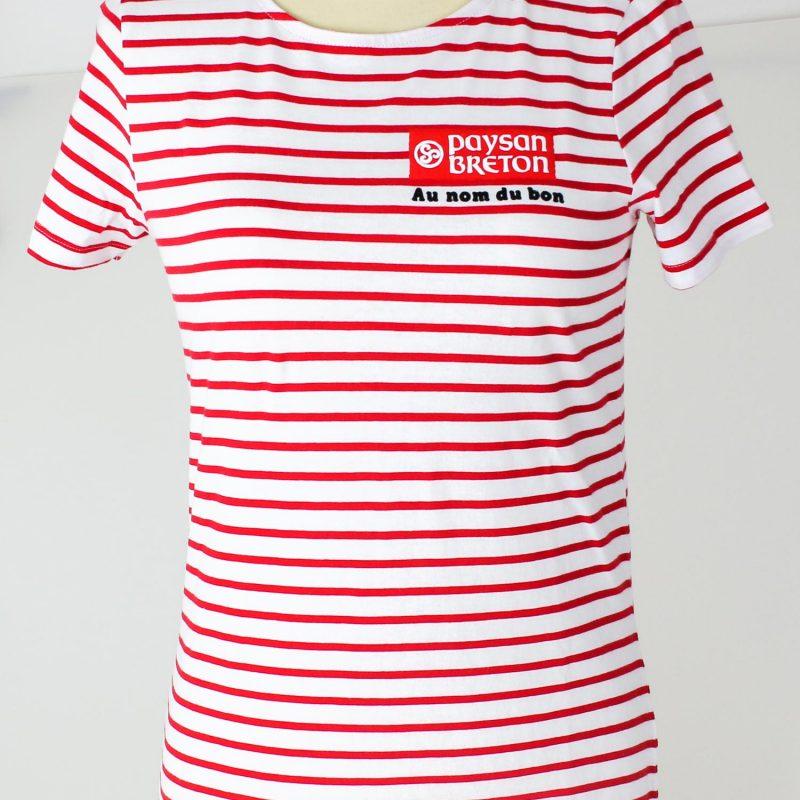 Tee Shirt Paysan Breton