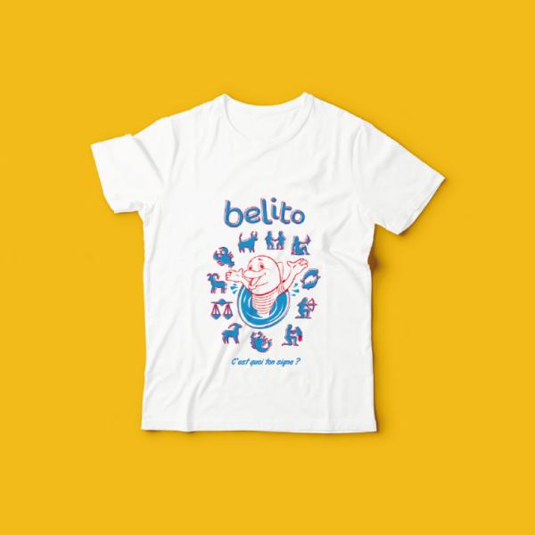 Tee Shirt Belito - MS Vacances