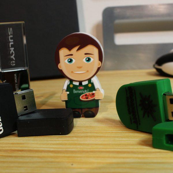 Clé USB DEL ARTE